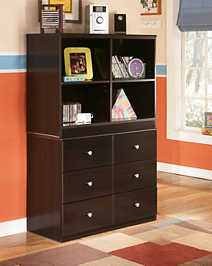 "Embrace 28"" Bookcase, , large"