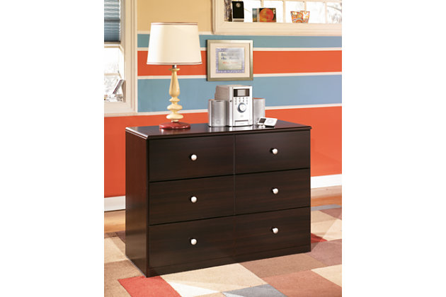 Dark Brown Embrace Drawer Storage by Ashley HomeStore