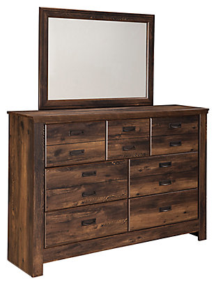 Quinden Dresser and Mirror, , large