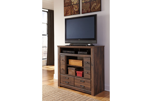 Quinden Media Chest, , large