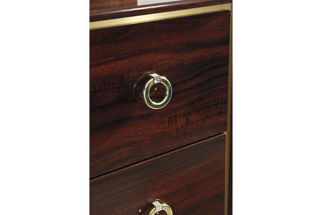Lenmara Dresser and Mirror, , large