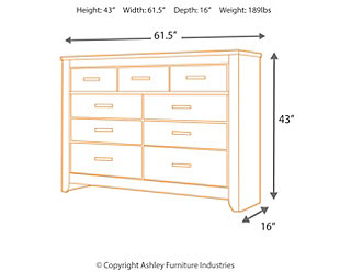 Zelen Dresser, , large