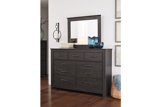 Brinxton Dresser and Mirror, , large