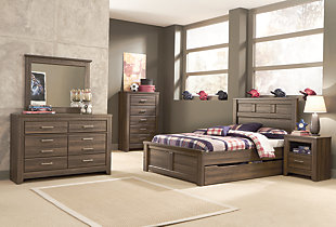 Juararo Dresser and Mirror, , large