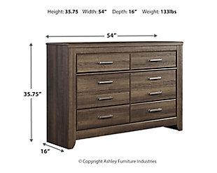 Juararo Dresser, , large
