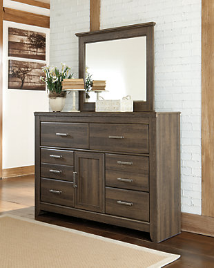 Juararo Dresser and Mirror, , rollover