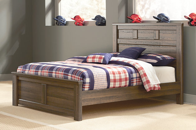 Juararo Full Panel Bed Ashley Furniture Homestore