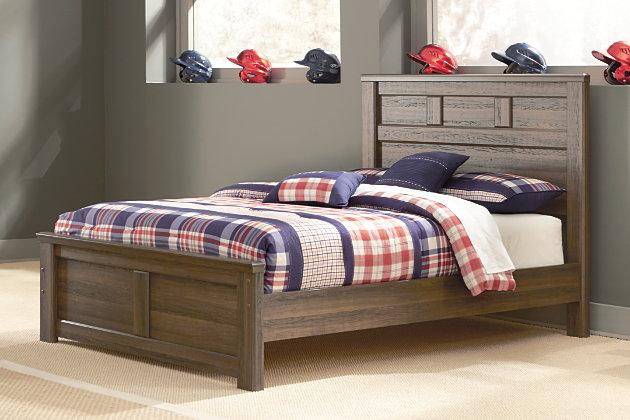 juararo full panel bed ashley furniture homestore