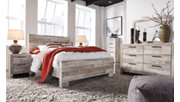 Effie Twin Panel Bed, , large