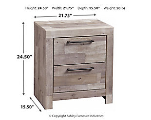 Effie Nightstand, , large