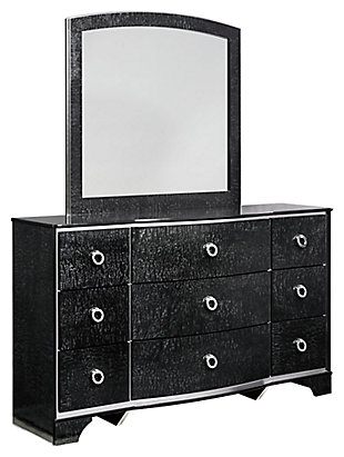 Amrothi Dresser and Mirror, , large