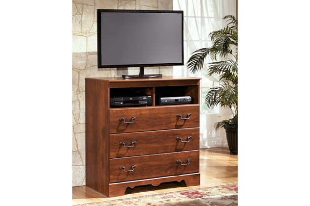 Timberline Media Chest, , large