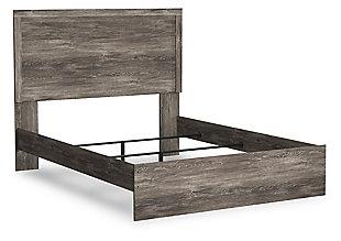 Ralinksi Queen Panel Bed, Gray, rollover
