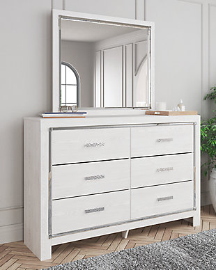 Altyra Dresser and Mirror, , rollover