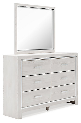 Altyra Dresser and Mirror, , large