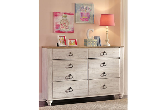 "Willowton Dresser 54"" Wide, , large"