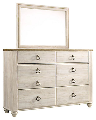 Willowton Youth Dresser and Mirror, , large
