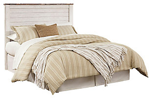 Willowton Queen/Full Panel Headboard, , large