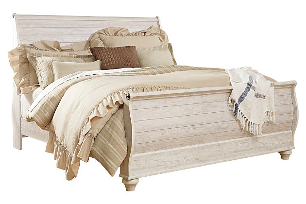 Willowton 5-Piece Queen Master Bedroom, , large