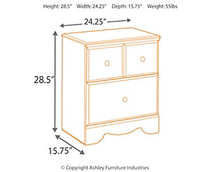 Weeki Nightstand, , large