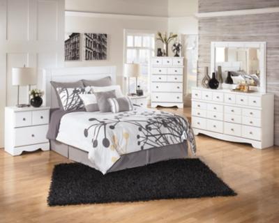 Weeki Dresser and Mirror Ashley Furniture HomeStore