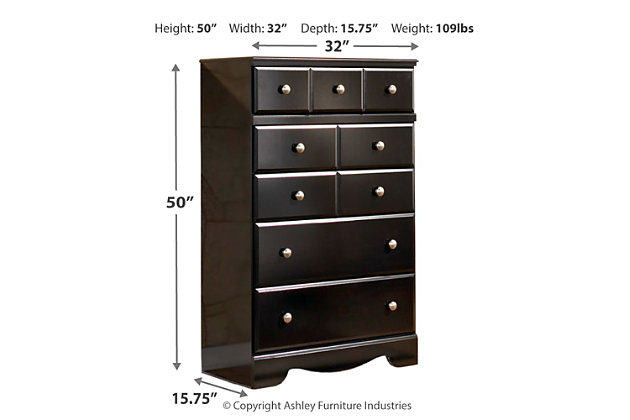 Shay Chest of Drawers, , large