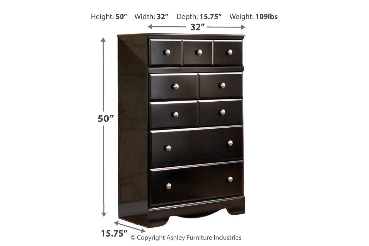 Shay Chest Of Drawers Ashley