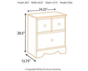 Shay Nightstand, , large