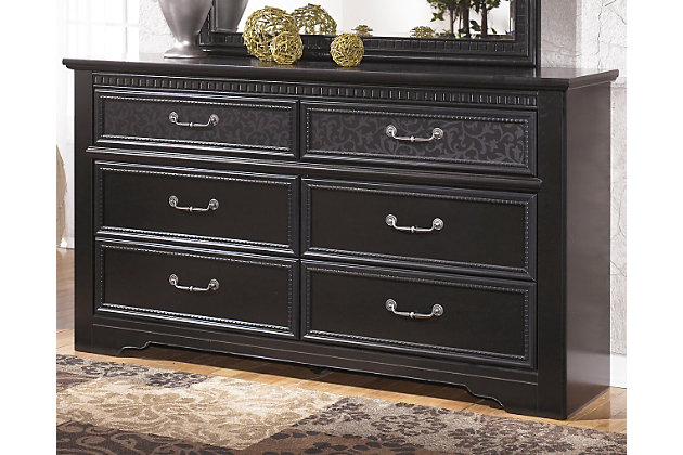 Cavallino Dresser | Ashley Furniture HomeStore
