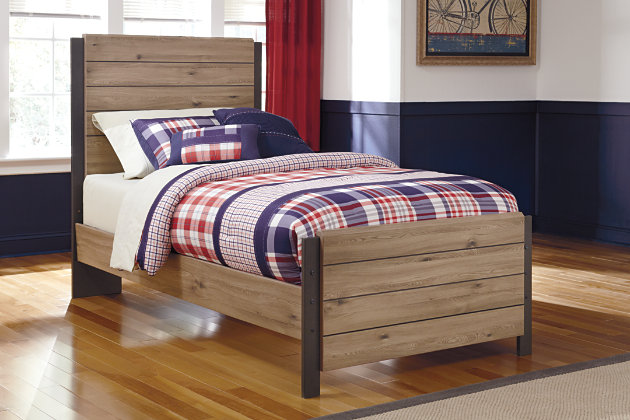 Exquisite Dexifield Twin Panel Bed Recommended Item