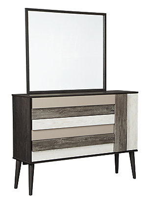 Micco Dresser and Mirror, , large