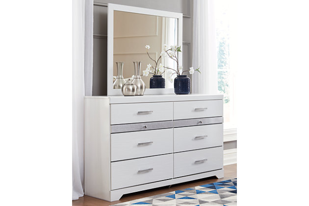 Jallory Dresser and Mirror, , large