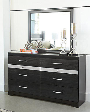 Starberry Dresser and Mirror, , rollover