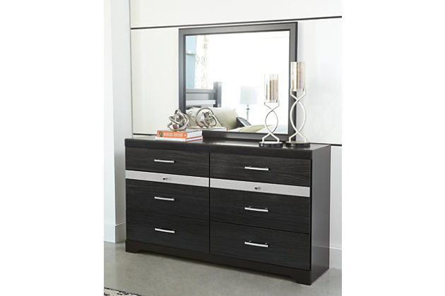 Starberry Dresser and Mirror, , large