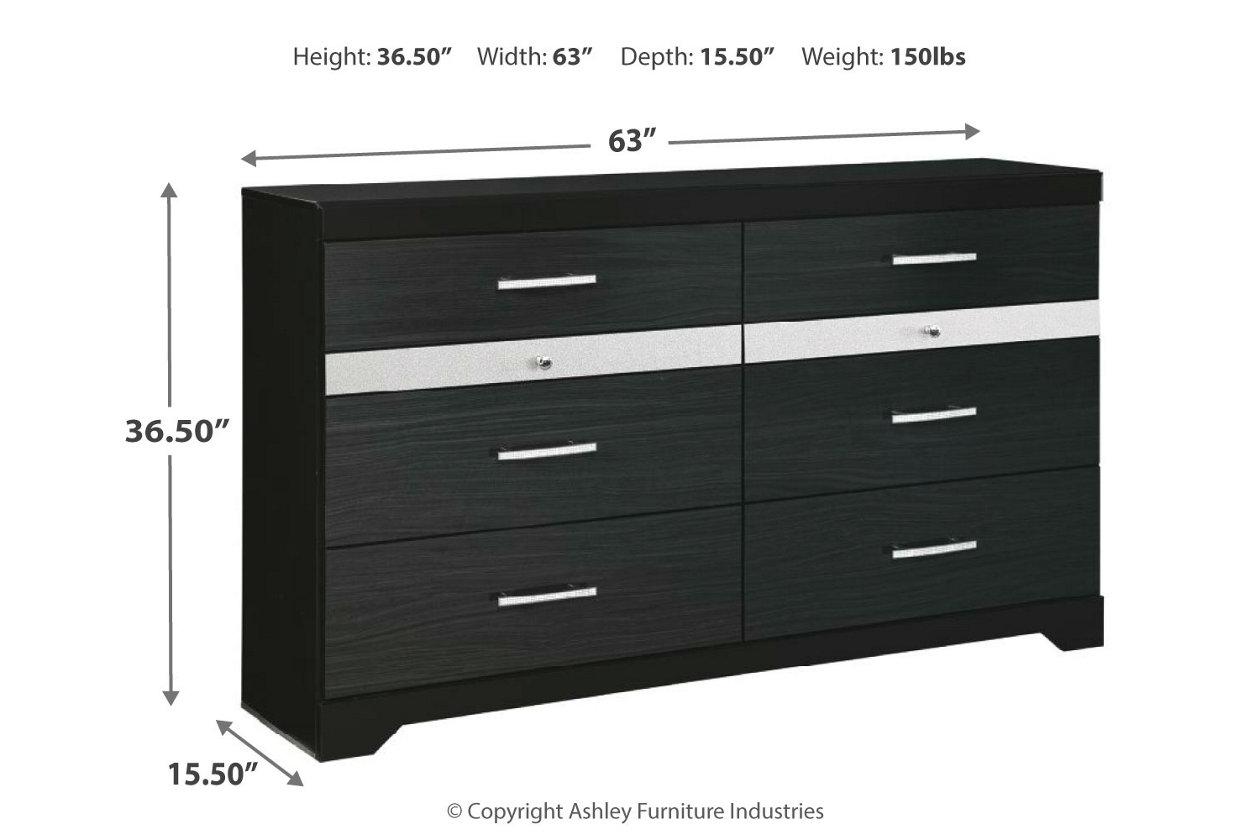 Starberry Dresser Ashley Furniture Homestore