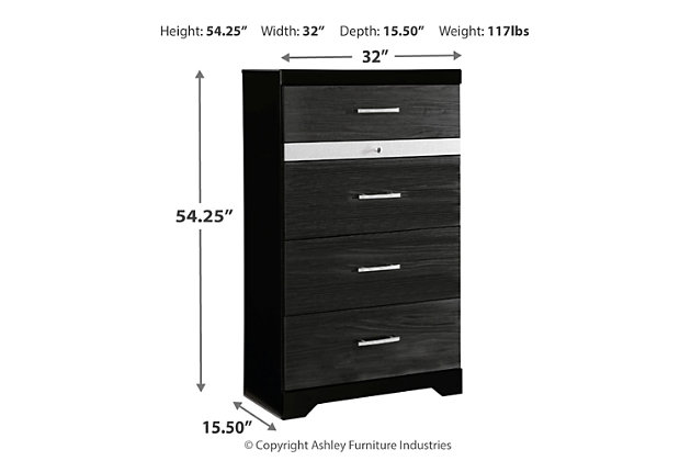Starberry Chest of Drawers, , large