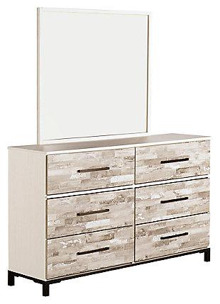 Evanni Dresser and Mirror, , large