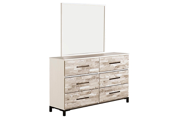 Evanni Dresser and Mirror, , large
