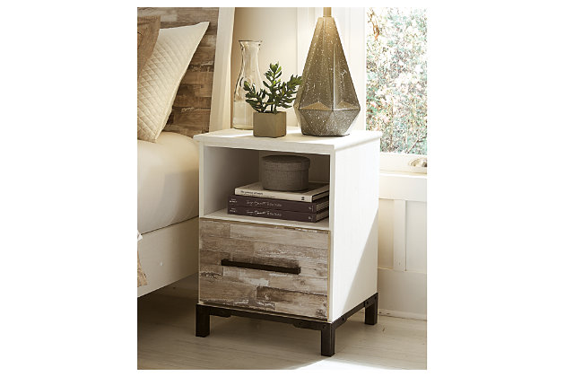 Evanni Nightstand, , large