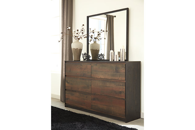 Windlore Dresser and Mirror, , large