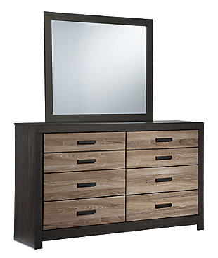Harlinton Dresser and Mirror, , large