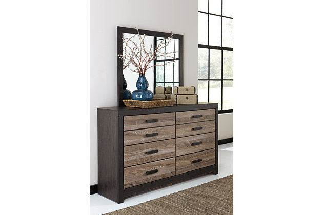 Harlinton Dresser and Mirror, , large