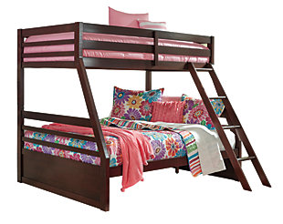 Halanton Twin Over Full Bunk Bed Ashley Furniture Homestore