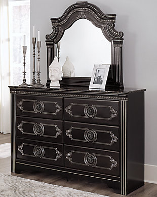 Banalski Dresser and Mirror, , rollover