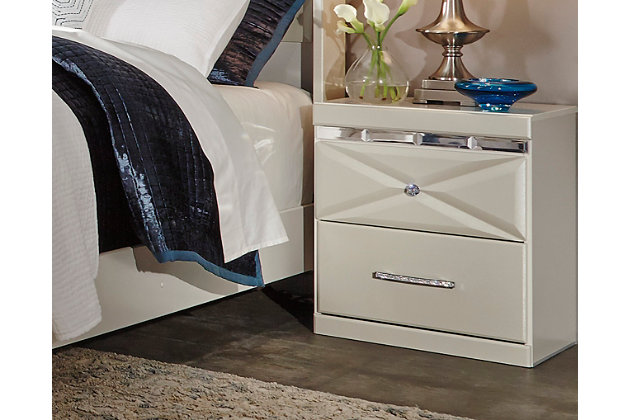 Dreamur Nightstand by Ashley HomeStore, White