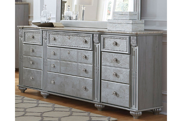 Zolena Dresser, , large