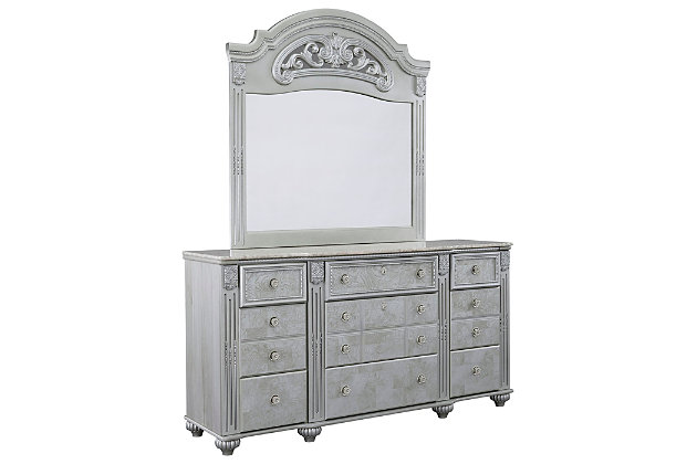 Zolena Dresser and Mirror, , large