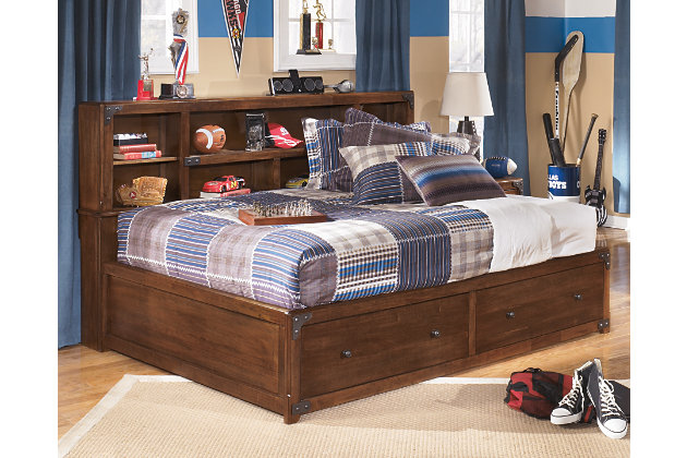White Twin Over Bunk Bed Twin Urban Trundle Bed Picture 15