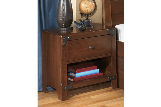 Delburne Nightstand, , large
