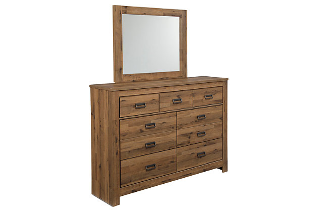 Cinrey Dresser and Mirror, , large